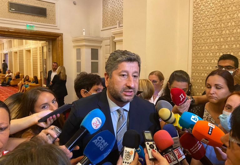 Христо Иванов: Очакваме убедителен състав на кабинет и още нямаме отговор на поставените въпроси