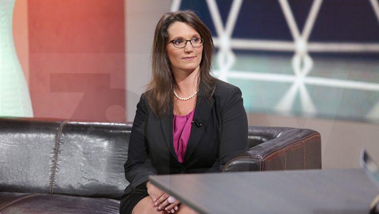 Участието на Александра Стеркова в #КрумСавовLIVE по 7/8 TV след успешните акции на #МлаДаБългария