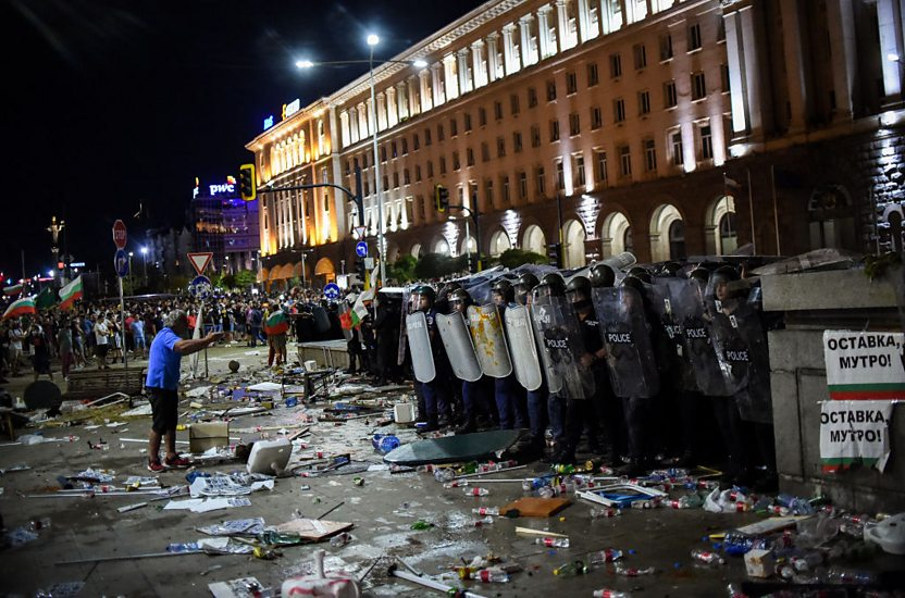Analysis: Bulgaria in acute political crisis after months of street protests
