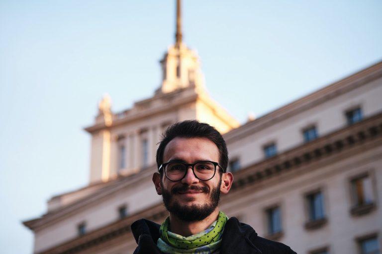Епизод 53: Константин Ангелов за погледа на младите хора към политиката