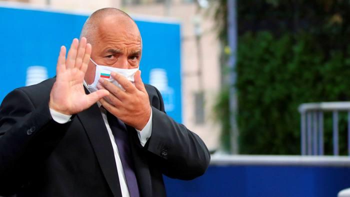 Bulgaria joins Europe's awkward squad