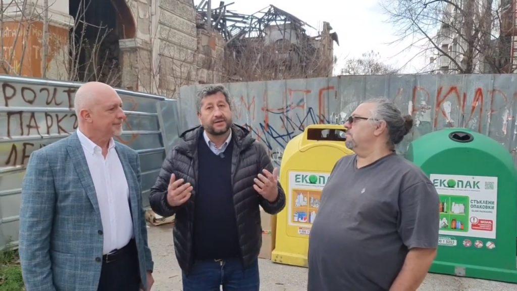 От тютюневите складове в Пловдив
