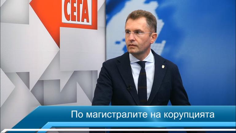 Калоян Янков пред в. Сега