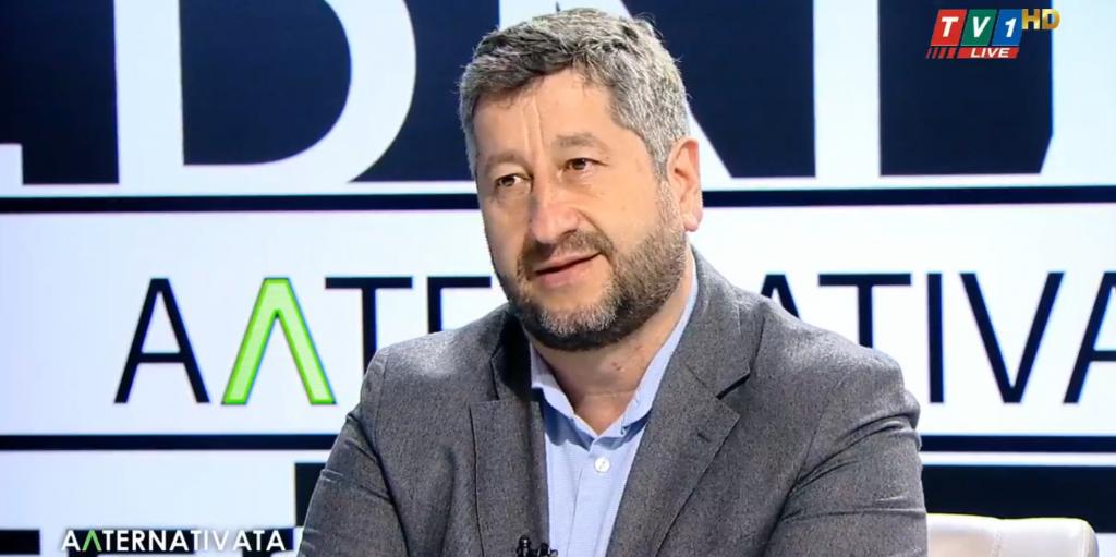"""Христо Иванов в """"Алтернативата"""" по TV1"""