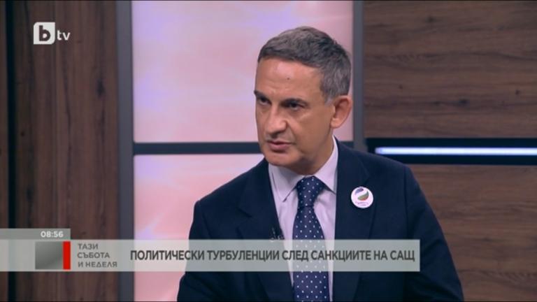 Стефан Тафров пред bTV