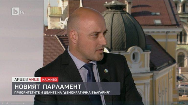 """Атанас Славов в """"Лице в лице"""" по bTV"""