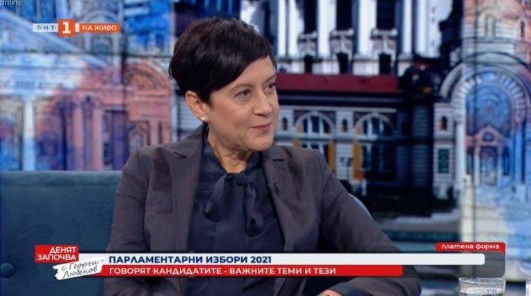 Антоанета Цонева: Опазването на здравето на хората е въпрос на национална сигурност