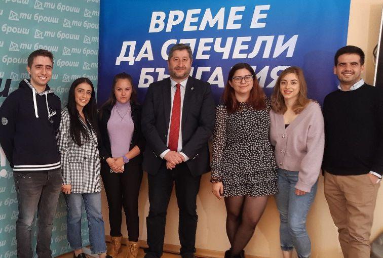 Христо Иванов: Целта ни е до 5-7 години България да стане най-доброто място за живеене на Балканите