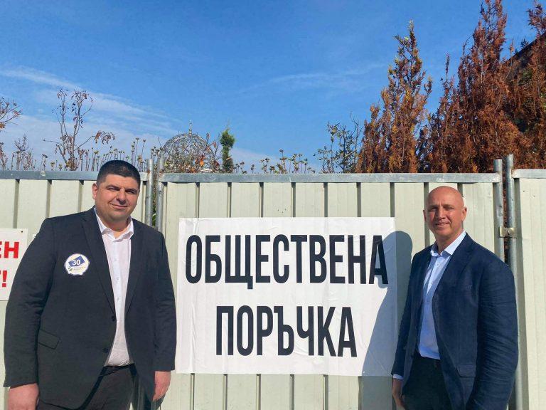 """Ивайло Мирчев от """"Росенец"""": Продължаваме битката срещу модела ГЕРБ-ДПС"""